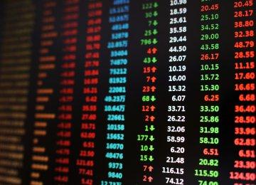 Stocks End Saturday Trade Flat