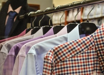Garment Industry Struggling to Keep One's Shirt On