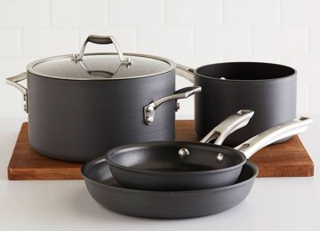 Non-Stick Cookware, a Flash in The Pan?