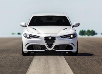 Alfa Releases Giulia Midsize Sedan