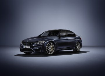 BMW Celebrates 30 Years of M3