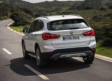 BMW X1 Unveiled  in Tehran