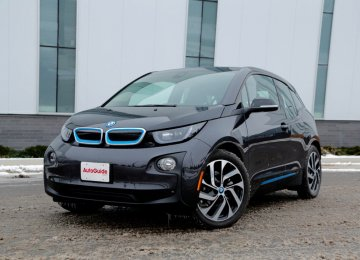 BMW i3 Battery Upgrade Boosts Range
