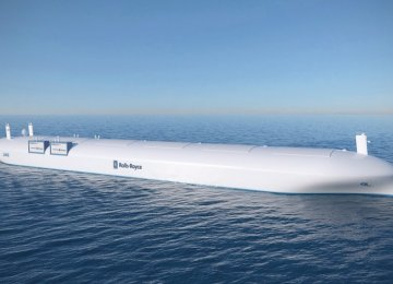Rolls Royce Drone Ships on the Horizon