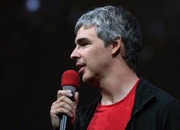 Google Founder Backs Flying Cars