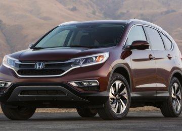 Honda Expanding Presence in Iran