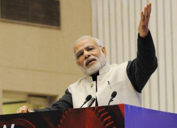 Indian App for Modi Visit