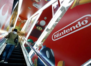 Nintendo Pushes Past Sony in Value
