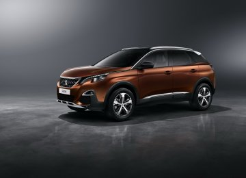 Peugeot Reinvents 3008 MPV as SUV