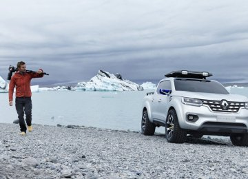 Renault Alaskan Launched Globally