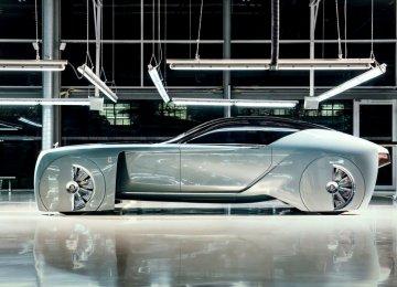 Rolls-Royce Launches 1st Driverless Car