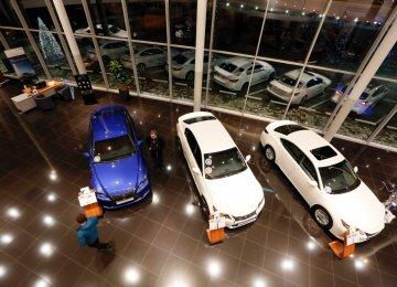 Russian Car Sales Down 10% in 2016
