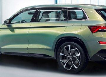 Skoda Names New SUV Kodiaq