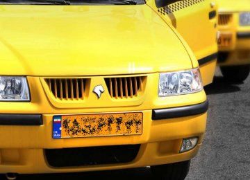 New Scheme for Replacing Dilapidated Taxis