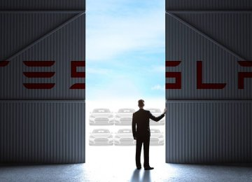 "Tesla ""Gigafactory"" to Open in July"
