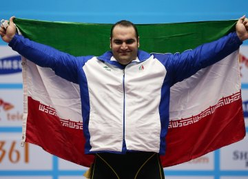 Behdad Salimi, a weightlifter from Iran, was subject to an unprecedented example of jury misjudgment in Rio 2016.