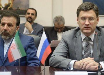 Iran, Russia Expanding Sci-Tech Cooperation