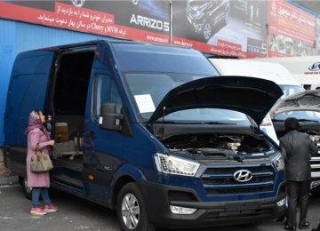 Why Iran Produces No Vans?