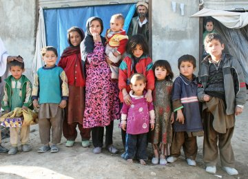 Identity Crisis Highlights Plight of Afghan Refugees