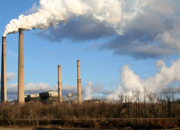 High Blood Pressure Linked to Air Pollution