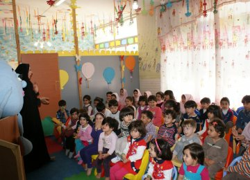Tehran Governorate Plans  Early Education on Child Abuse