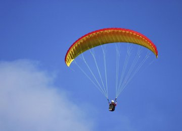 Paragliding Drug Traffickers Arrested