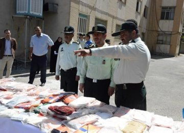 3.5 Tons of Drugs Seized