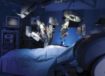 1st Iranian Robot for Surgeries