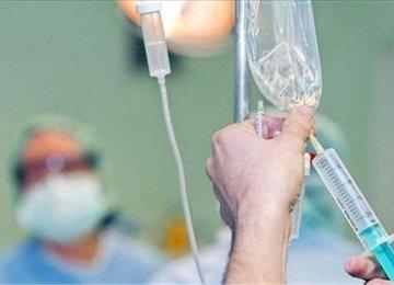 No IV Fluid Shortage