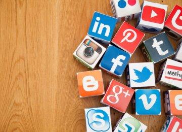 Shy of  Social Media