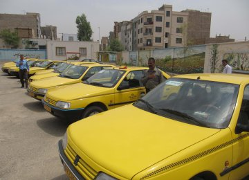 Driver ID on Taxi Dashboards
