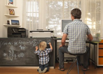 British Fathers Worst in Childcare