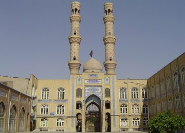Jame' Mosque of Tabriz