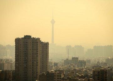Tehran Air Quality Improves