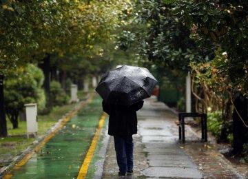 Declining Rainfall