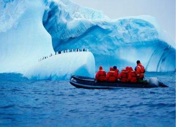 Antarctica Tourism Up