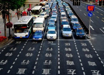 Beijing Improving Emission Standards
