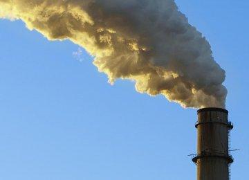 EU Emissions Down