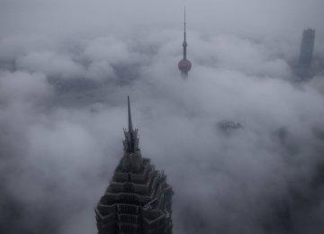 Air Pollution Making  China Hot