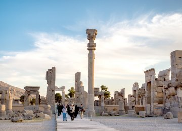 Iran Playing Catch-Up With Tourism Targets
