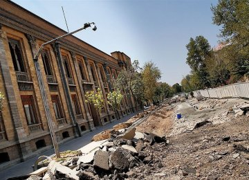 Qazvin to Host Seminar on Restoration Projects