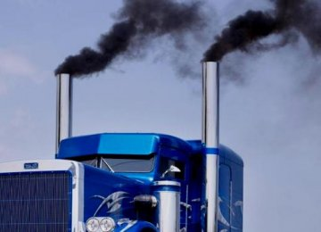 EU to Introduce Carbon Emission Limits for Trucks