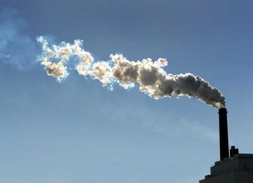 Iran GHG Emissions on the Rise