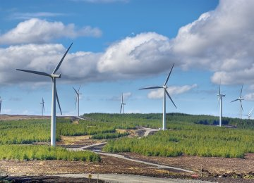 Tourism Unaffected by Scottish Wind Farms