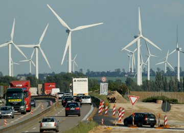 Germany Putting Brakes on Green Energy Development