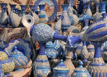 Iran Among Top 3 Handicraft Producers