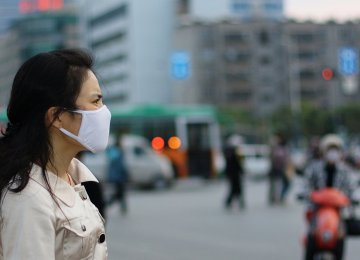 Cloth Masks Ineffective Against Air Pollution