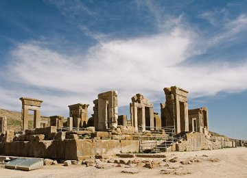 Call for Ban on Well-Digging Near Persepolis