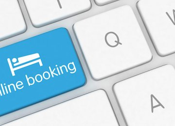Online Room Reservation Remains a Major Challenge