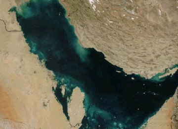 Dispute Over Cause of Persian Gulf Salinity
